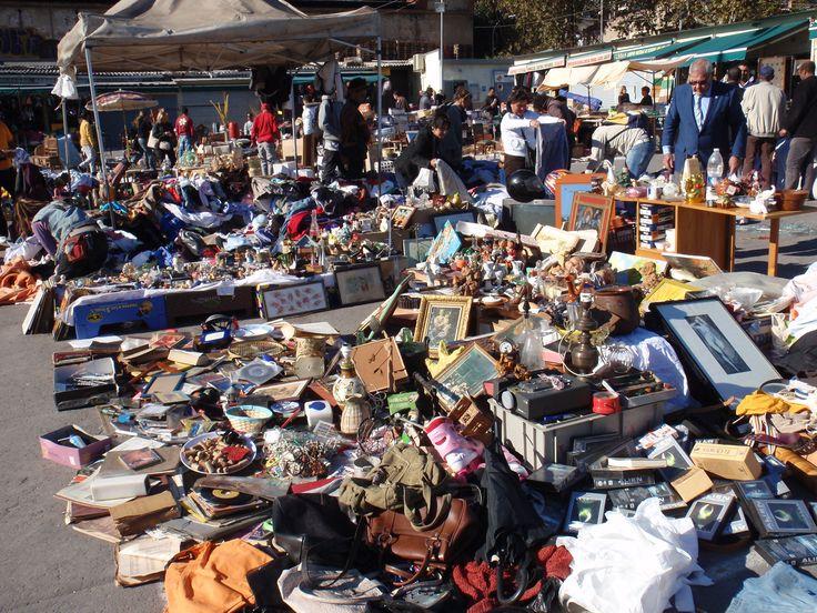 junk - Exploiting the Flea Market
