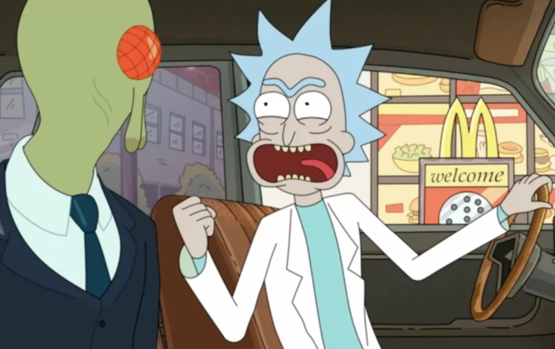 rick and morty szechuan sauce episode