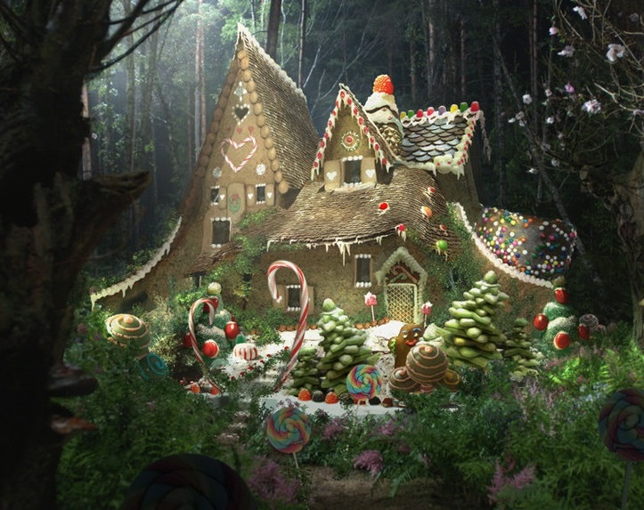 gingerbread-airbnb-house