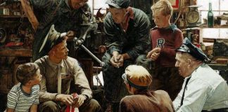norman-rockwell-war-stories