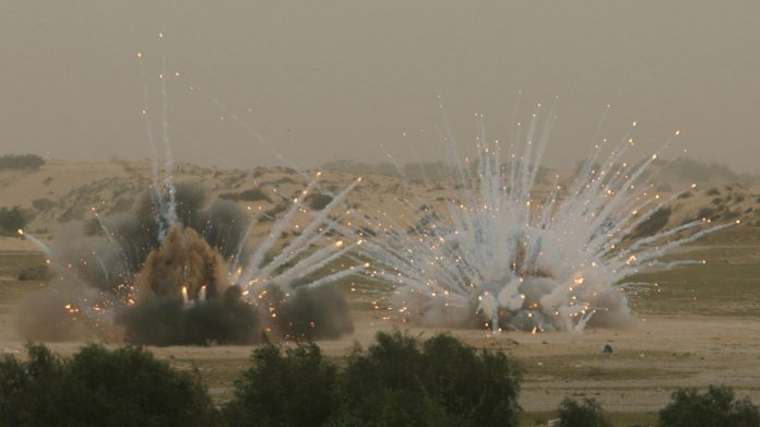 white-phosphorous-explosion